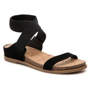 MODA SPANA | Rascal Suede Sandals